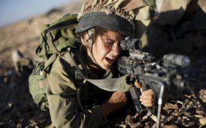 militar mulher